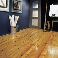 Boral Timber Unfinished Australian Cypress Flooring