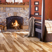 Mullican Nature Collection Hickory Flooring
