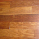 Brazilian Teak wood flooring - select & better grade