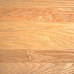 White Ash Wood Flooring Sample