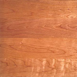 Black Cherry Wood Flooring Sample