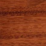 Doussie Wood Flooring Sample