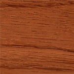 Kempas Wood Flooring Sample