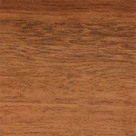 Makore Wood Flooring Sample