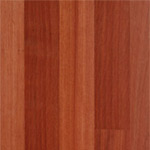 Red Mahogany Wood Flooring Sample