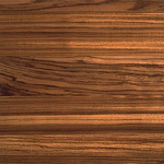 Zebrawood Flooring Sample