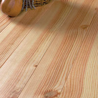 County Floors Prefinished Heart Pine Flooring