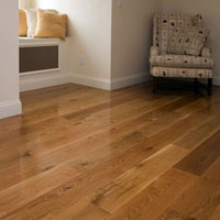 Character Grade White Oak Long Length Flooring